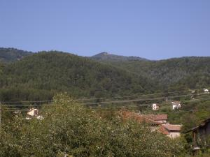 Поглед към връх Острица