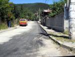 Ремонтиранта улица след ремонта